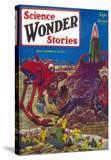 Science Wonder Stories
