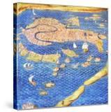 16th Century Map of Venice
