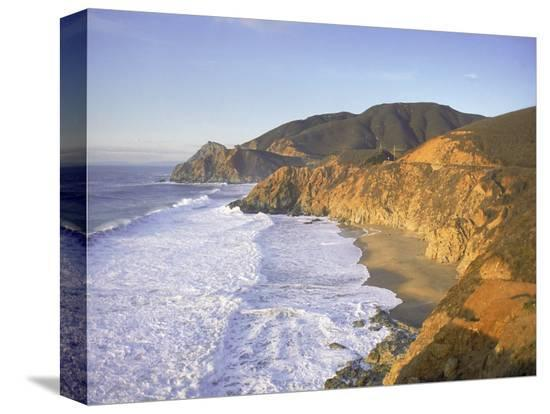 shmuel-thaler-seascape-with-cliffs-san-mateo-county-ca