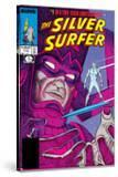 Silver Surfer By Stan Lee and Moebius No 1: Silver Surfer  Galactus