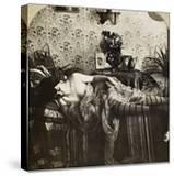 Sleeping Woman  C1900