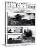 Some More Wonderful Photographs of Tanks in Action  1000 Pounds was Paid for Exclusive Pictures
