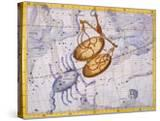 The Constellations of Libra and Scorpio by James Thornhill