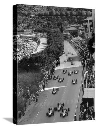 start-of-the-monaco-grand-prix-1964