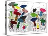 Umbrellas - Jack and Jill  April 1945