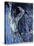 Naked Man  Left Hand Panel of a Diptych  1990