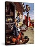 """""""Dinner Bell """" October 21  1944"""