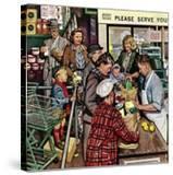 """Grocery LIne "" November 13  1948"