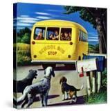 """School Bus "" September 2  1944"
