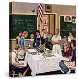 """Setting the Table""  February 16  1957"