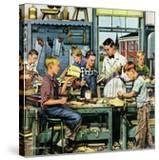 """""""Shop Class""""  March 19  1955"""