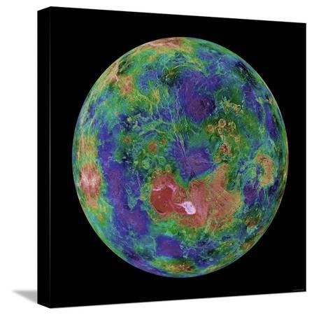 stocktrek-images-venus-centered-on-the-north-pole