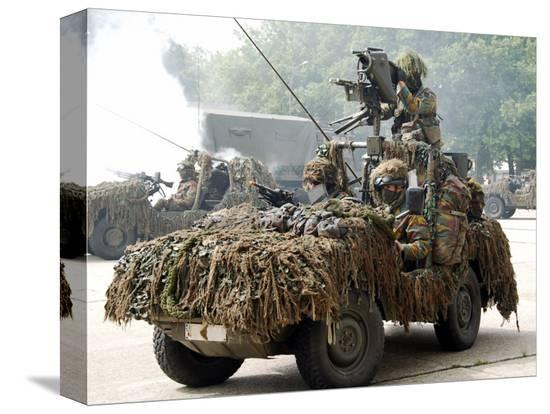stocktrek-images-vw-iltis-jeeps-used-by-the-belgian-army