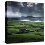Blasket Sound to Blasket Islands and Slea Head  Dingle Peninsula  Munster  Republic of Ireland
