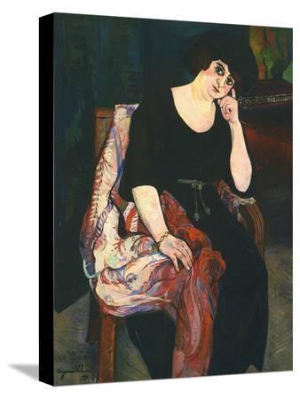 suzanne-valadon-portrait-of-madame-zamaron