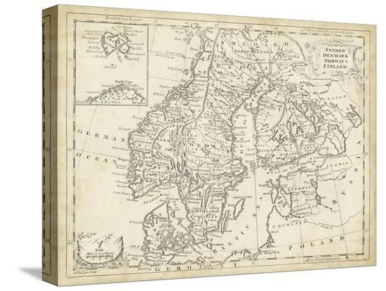t-jeffreys-map-of-sweden-and-denmark