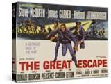 The Great Escape  UK Movie Poster  1963