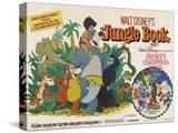 The Jungle Book  UK Movie Poster  1967
