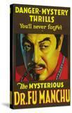 The Mysterious Dr Fu Manchu
