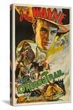 The Oregon Trail  (Poster Art)  John Wayne  1936