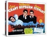 The Philadelphia Story  Katharine Hepburn  Cary Grant  James Stewart  1940
