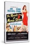 The Revolt of Mamie Stover  Left: Richard Egan; Right: Jane Russell  1956