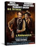 The Sting  from Left  Paul Newman  Robert Redford  1973