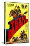 The Texas Rambler  Top Half: Bill Cody  1935