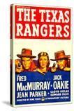 The Texas Rangers  Fred Macmurray  Jean Parker  Jack Oakie  1936