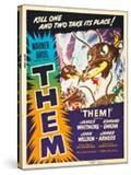 Them!  US poster art  1954