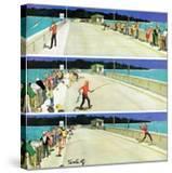 """Bridge Fishing""  August 8  1959"
