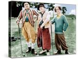THREE LITTLE BEERS  from left: Curly Howard  Moe Howard  Larry Fine [the Three Stooges]  1935