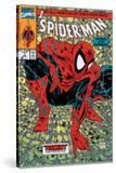 Spider-Man No1 Cover: Spider-Man