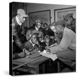 Tuskegee Airmen  1945