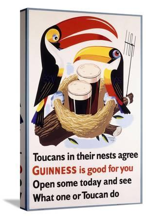 toucans-in-their-nests-agree-guinness-is-good-for-you-1957-lithograph-in-colours