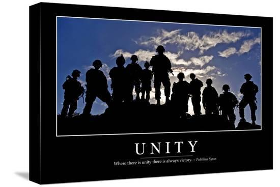 unity-inspirational-quote-and-motivational-poster