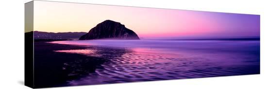 view-of-beach-at-sunrise-morro-rock-morro-bay-san-luis-obispo-county-california-usa