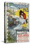 L'Hiver a Pau Poster