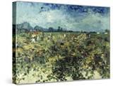 Der Gruene Weingarten  1888