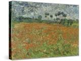 Field of Poppies  Auvers-Sur-Oise  1890