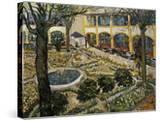 Garden of the Hospital at Arles