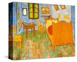 The Bedroom at Arles  c1887