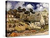 Van Gogh: Cordeville  1890