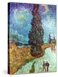 Van Gogh: Road  1890