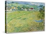 View of Vessenots in Auvers  1890
