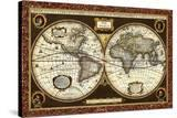 Decorative World Map