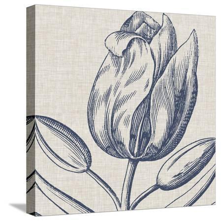 vision-studio-indigo-floral-on-linen-iv