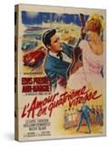 Viva Las Vegas  French Movie Poster  1964