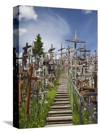 walter-bibikow-hill-of-crosses-siauliai-central-lithuania-lithuania