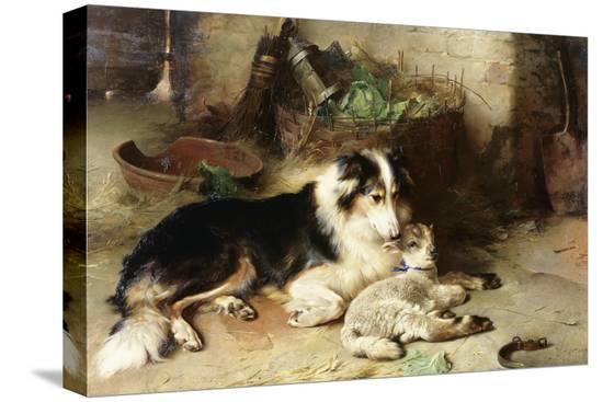 walter-hunt-motherless-the-shepherd-s-pet-1897
